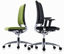 офисные вращающиеся кресла salida оптимально приспосабливается к телу имеют 4D подлокотники встроенную регулировку под поясничный прогиб
