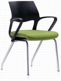 Немецкое качественное посетительские стулья и стулья для конференций в ткани Salida от Drabert