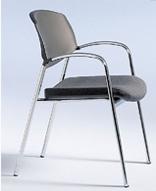 Классическое, элегантное и простое кресло для посетителей из Германии