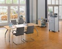 стильная дизайнерская мебель для офисов и проведения конференций riva