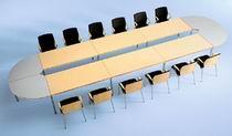 Переговорные столы seminario dos Tischsystem