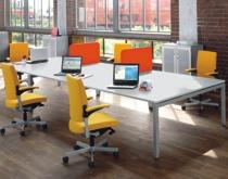 Столы для заседаний и офисные рабочие столы in_time