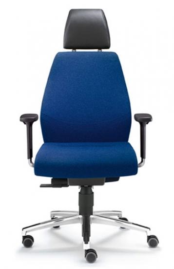 Кресло для круглосуточной работы в офисе, диспетчерской или центров управления