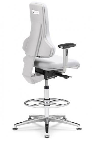 Немецкое Лабораторное рабочее кресло IS20188