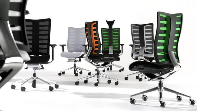 Стильное Офисное Кресло SITAGEGO обеспечивает высокий уровень конфигураций
