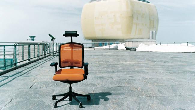Крутящиеся офисные стулья и кресла SITAG DL 200