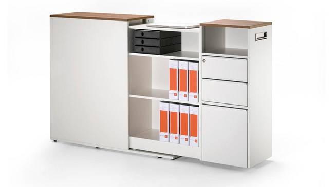Компактная офисная мебель Sitag ORGA TOWER