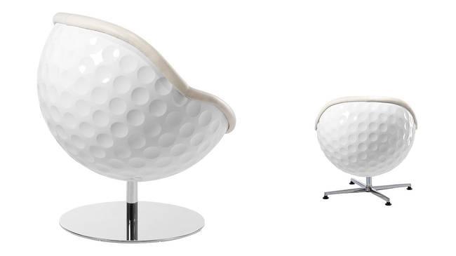 Эксклюзивное кресло для отдыха LILLUS BY SITAG кожа